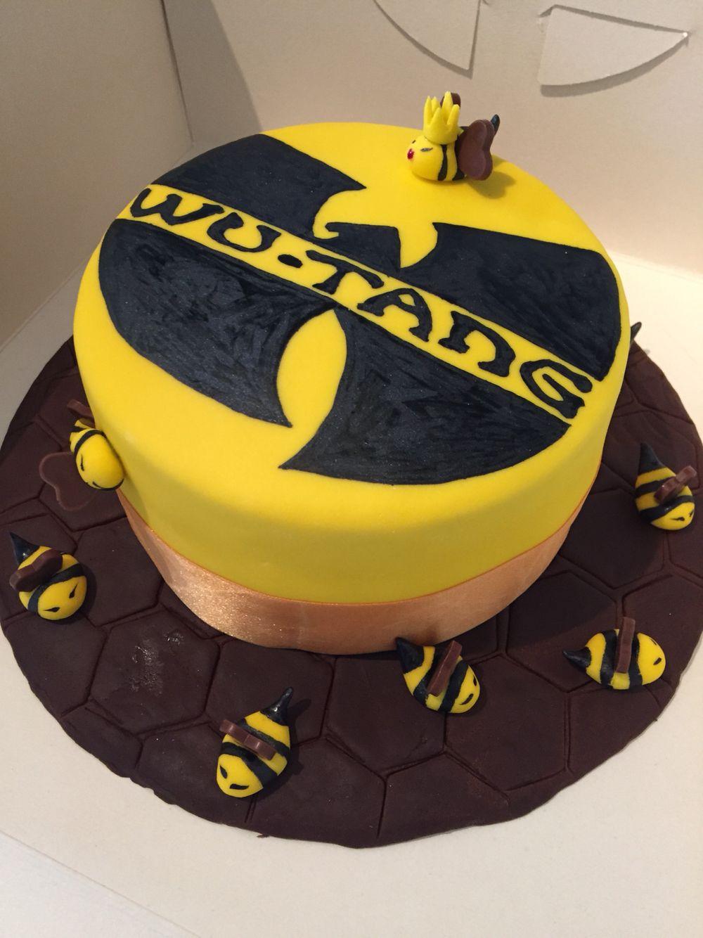 Wu tang clan cake the swarm cakes pinterest wu tang clan and wu tang clan cake the swarm pooptronica