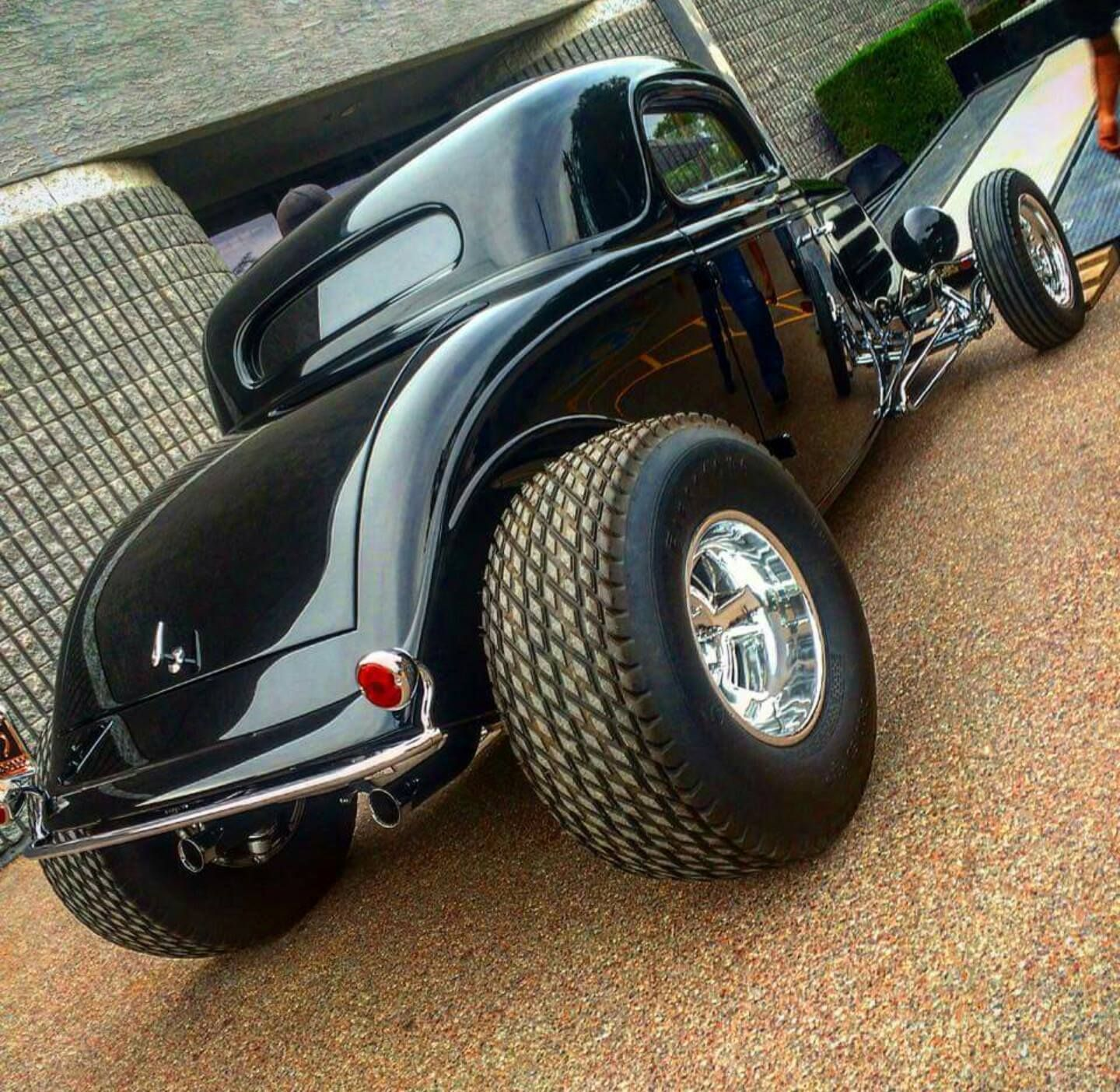 Coupe Deans Rods Hot By 33 Coupe By Dean S Hot Rods Classic Cars Trucks Hot Rods Old Hot Rods Cool Old Cars