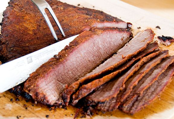 Texas Barbecue Beef Brisket Recipe Use Real Butter Will