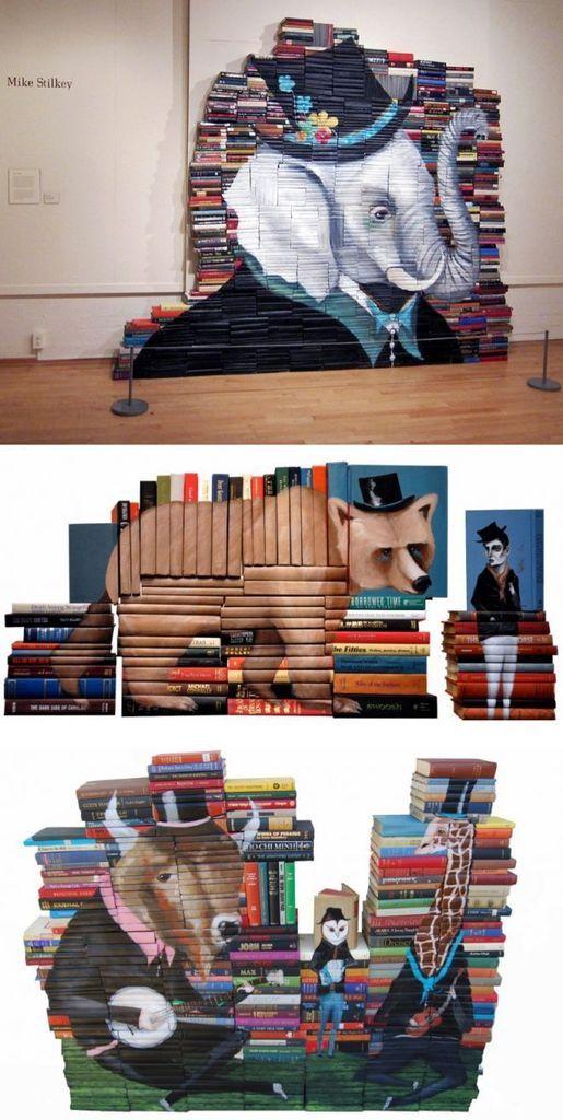 que faire de vos vieux livres livres pinterest vieux livres livre et vieux. Black Bedroom Furniture Sets. Home Design Ideas