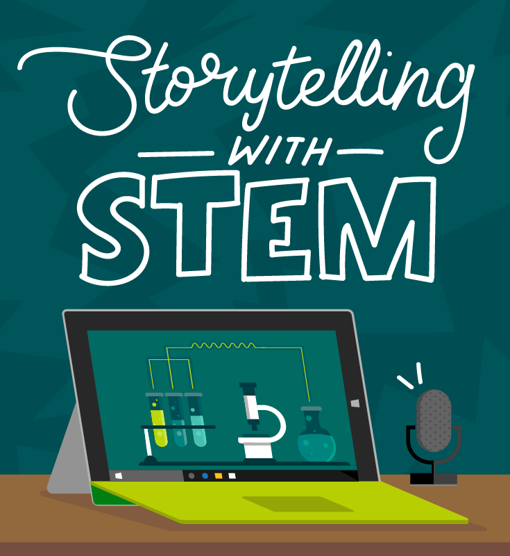 Working With Digital Storytelling In The STEM-subjects
