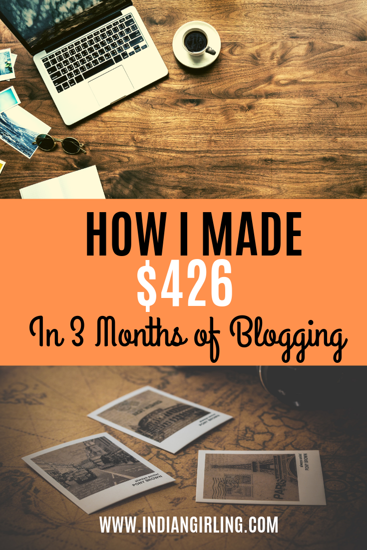 travel blogger salary