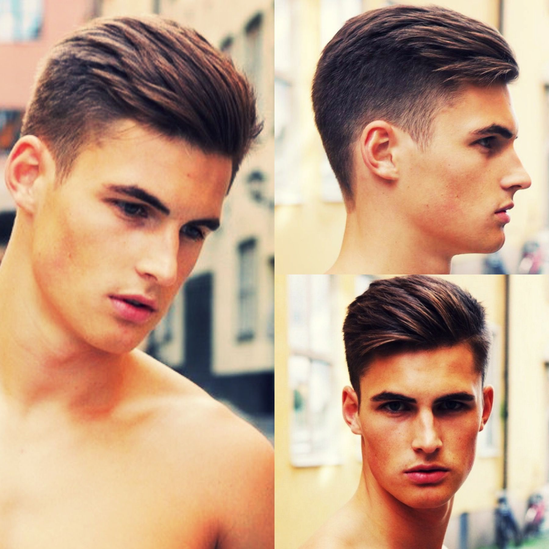 Hairstyle Angles Gents Hair Style Mens Hairstyles Short Medium