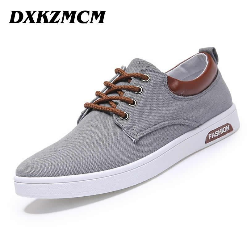 1362a7690 2017 Mens casual shoes Man flats Breathable Mens fashion Classic shoes Mens  canvas Shoes