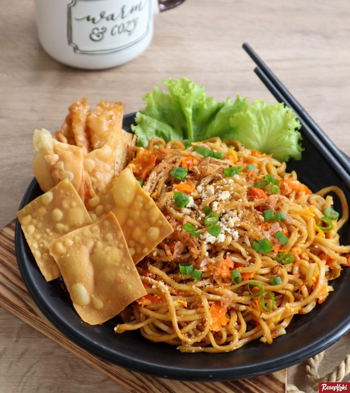 Mie Setan Super Pedas Nikmat Resep Resepkoki Resep Resep Makanan Dan Minuman Resep Masakan