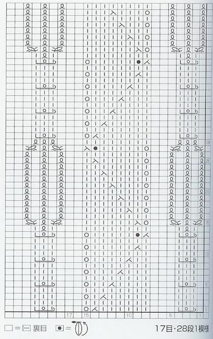 Lace+knitting+stitches+98.JPG (418×667)