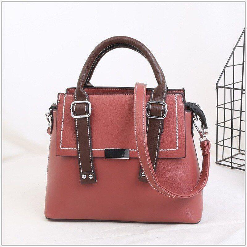 One-Shoulder Small Bag Fashion Wild Messenger Bag Large Capacity