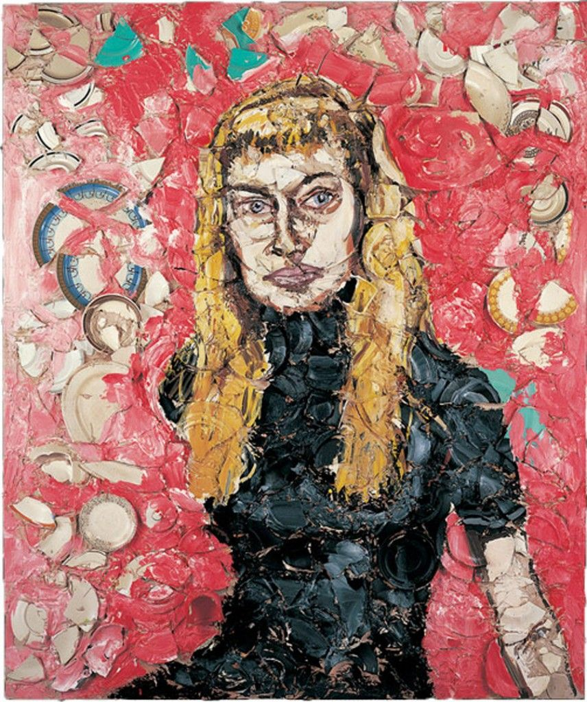 julian schnabel paintings