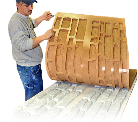 Urethane And Silicone Mold Rubbers To Make Concrete Stone