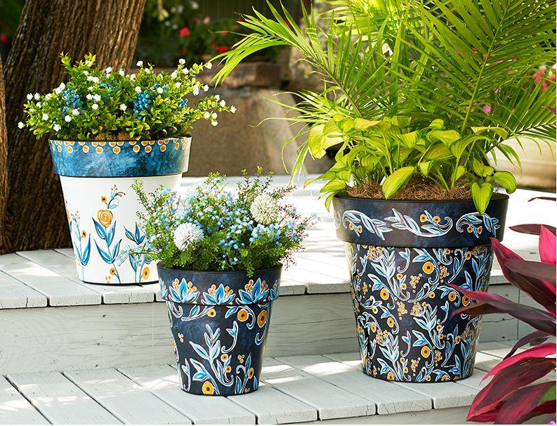 Studio M Sneak Peeks in 2020 Flower pots outdoor