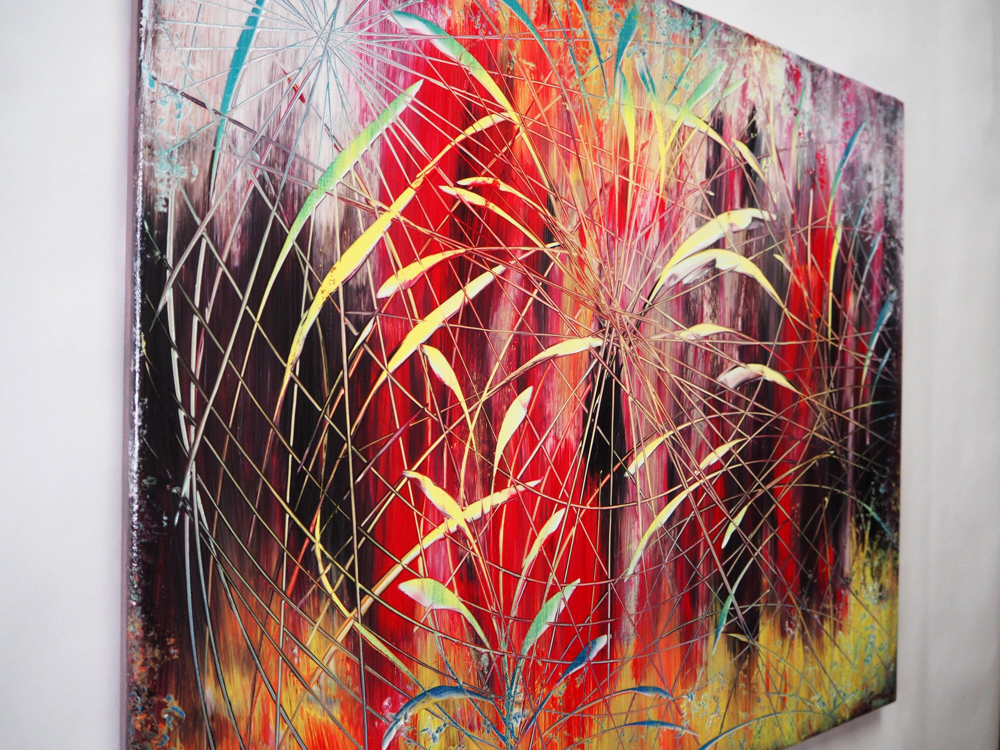 original abstraktes bild 50x60 cm modernes gemalde acrylbild etsy acrylbilder abstrakt abstrakte bilder modern wohnzimmer