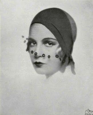 Cafe Marquardt Vintage Hats 1920s Vintage Veils Vintage Headpiece