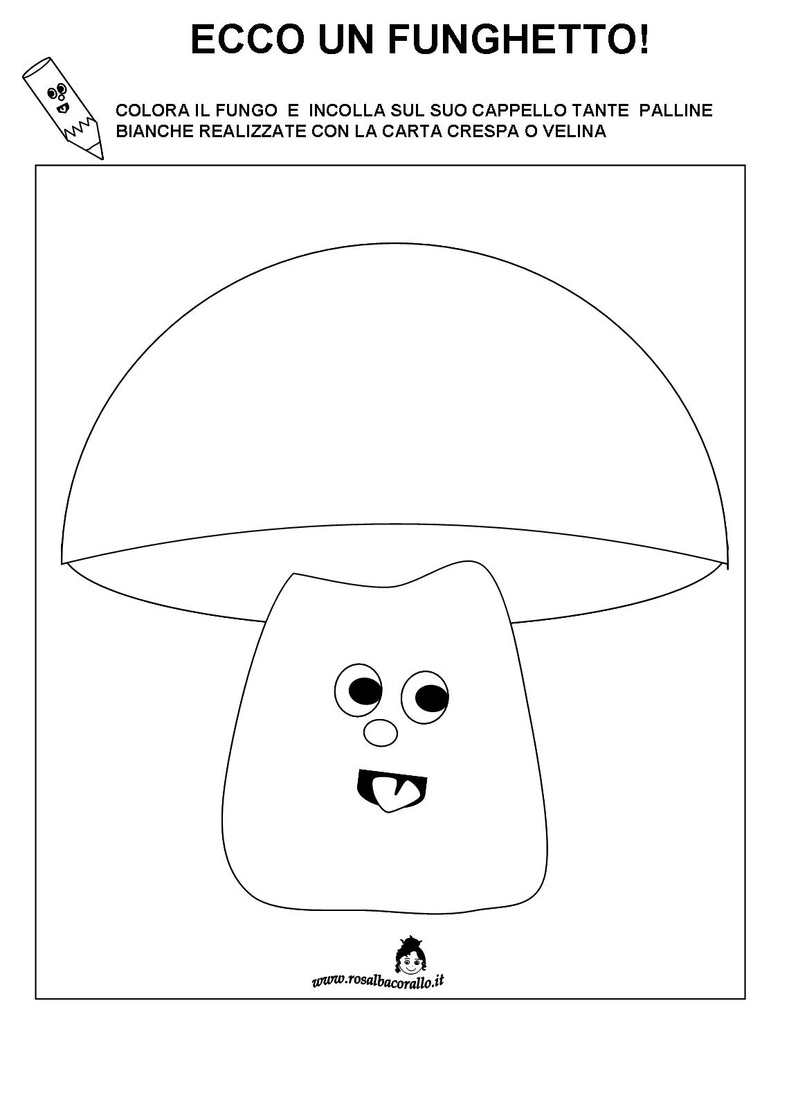 Favorito Schede didattiche Autunno per bambini di 3/4 anni | boyama  WT03