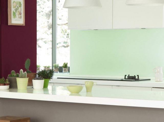 quelles couleurs associer avec le vert cuisine kitchen pinterest peintures vertes. Black Bedroom Furniture Sets. Home Design Ideas