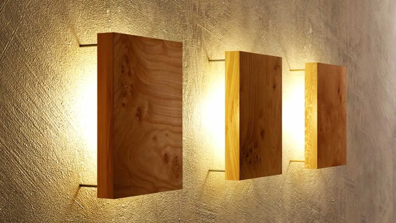 Diy Wooden Wall Lamps : 16 Fascinating DIY Wooden Lamp Designs To Spice Up Your Living Space Wooden lamp, Living ...