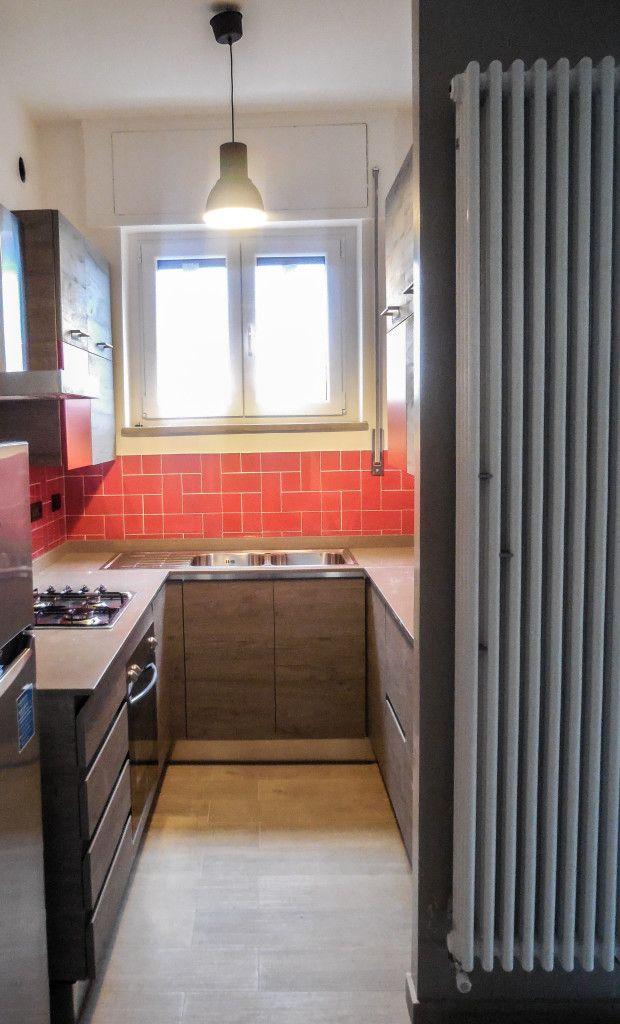 Arredamento Cucine A Torino.Appartamento Via Passo Buole To Ristrutturazione Arredamento