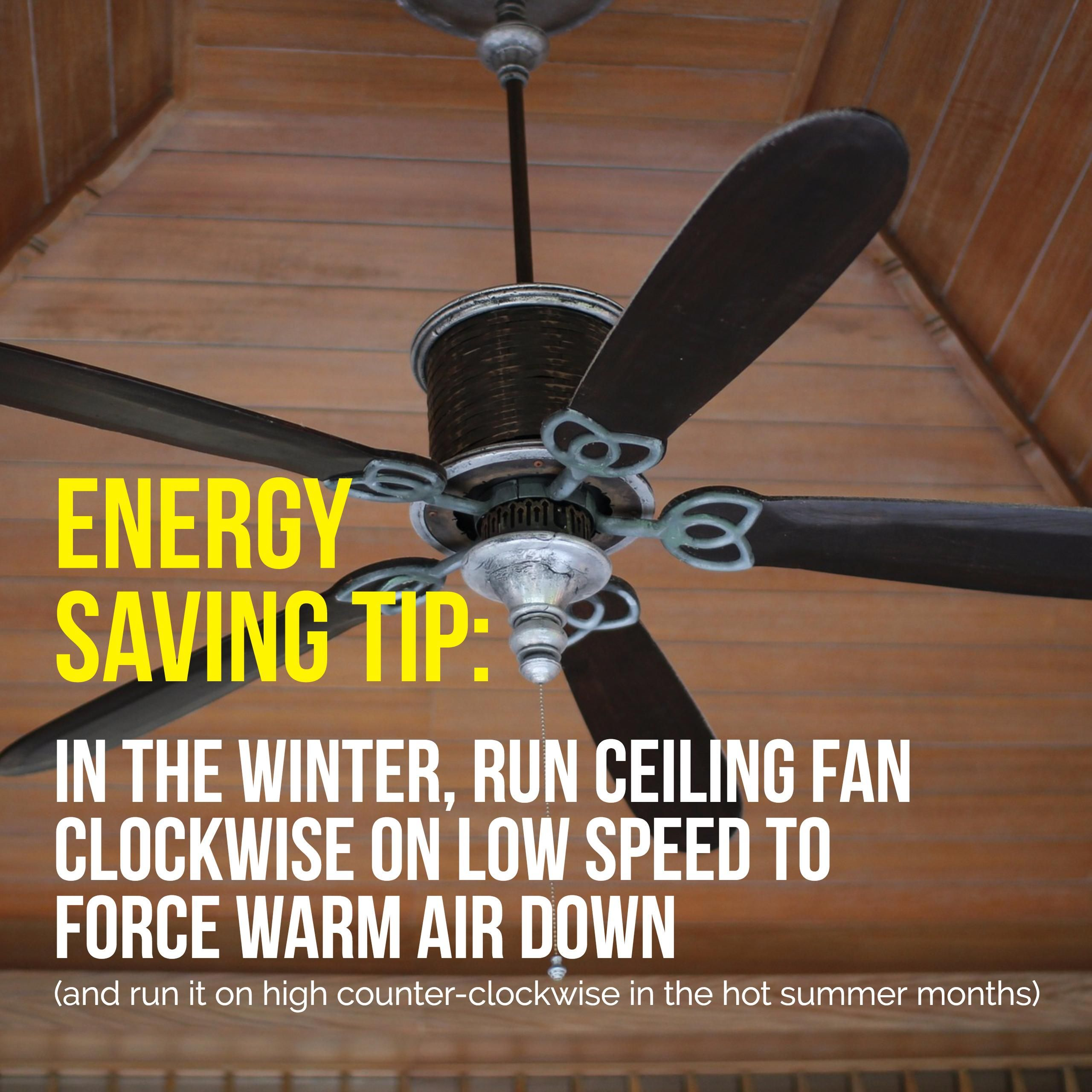 Save Energy And Money While Keeping