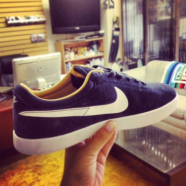 Newest #Koston from #Nike SB at Skate Warehouse in Dark Obsidian/Gold. Check'em out, HERE!