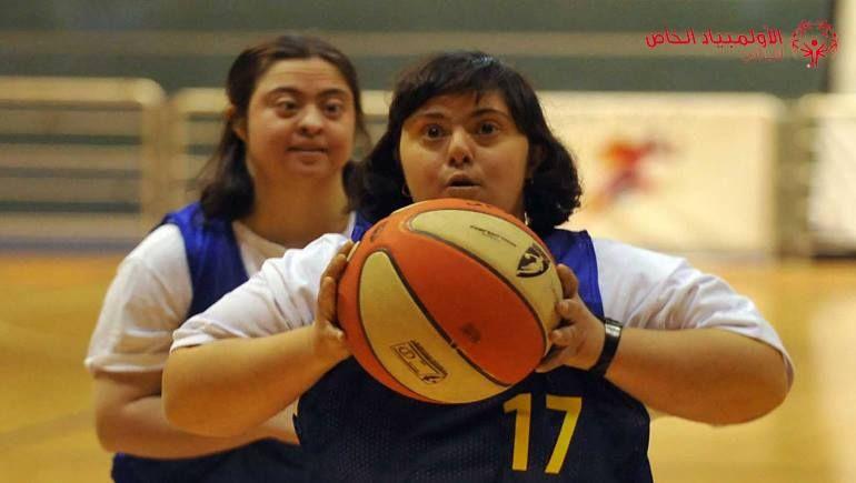 Shooting Basketball Championship Football Special Olympics