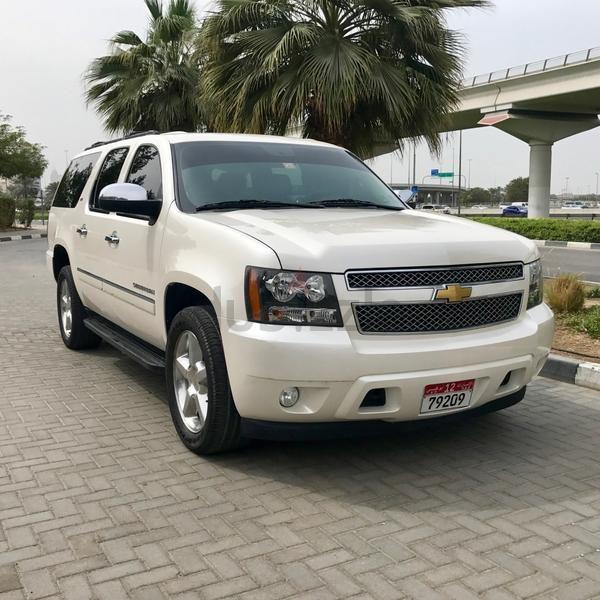 Dubizzle Dubai Suburban Verified Car Chevrolet Suburban Ltz 2013 Full Service History Full Option Gcc Car Chevrolet Suburban Chevrolet Used Cars