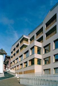 Benz-Engeler Erweiterung Dorfzentrum Triesenberg