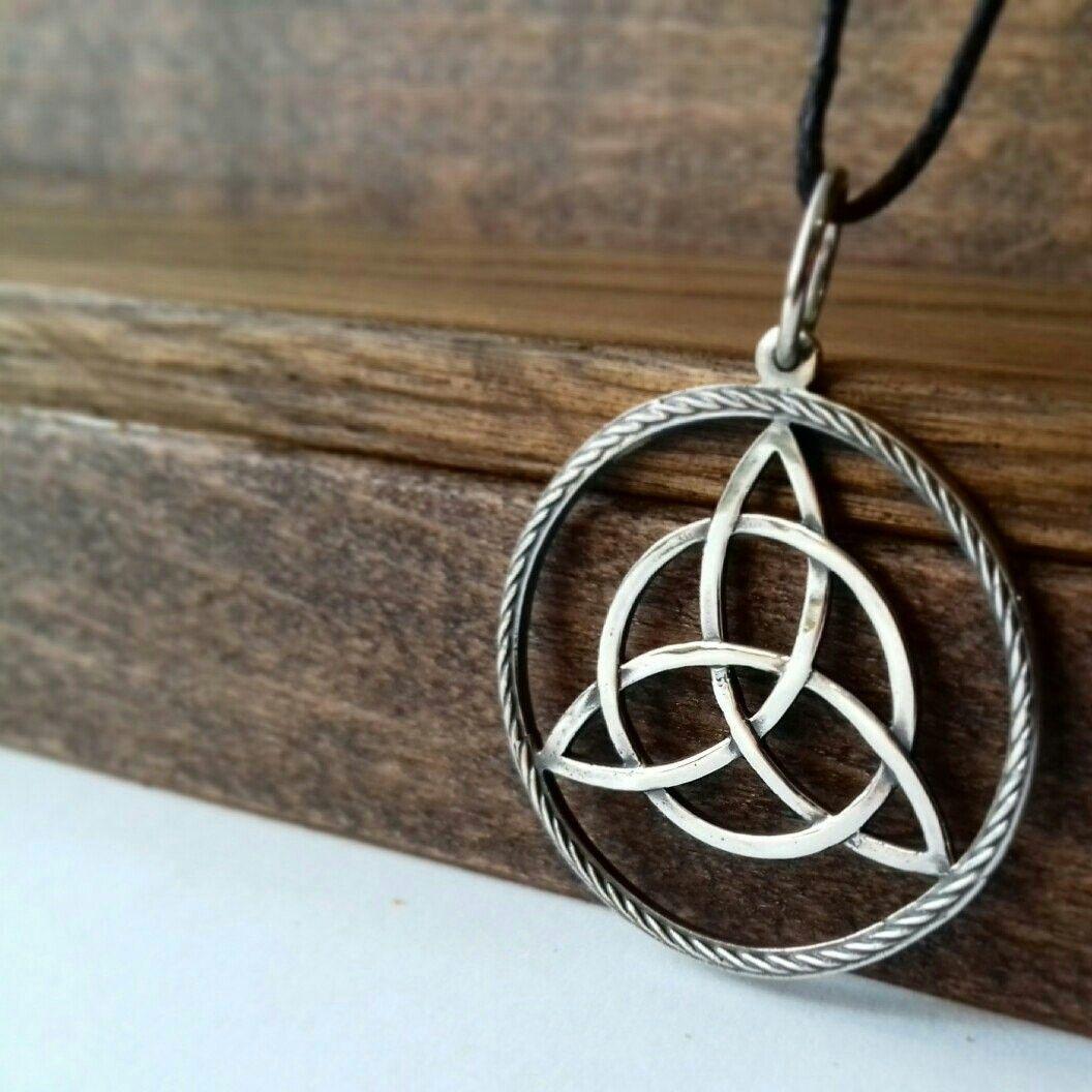 Celtic knot triquetra pendant trinity knot triquetra pendant celtic knot triquetra pendant trinity knot triquetra pendant symbol celtic magic jewelry triskele artefaktumua buycottarizona Images