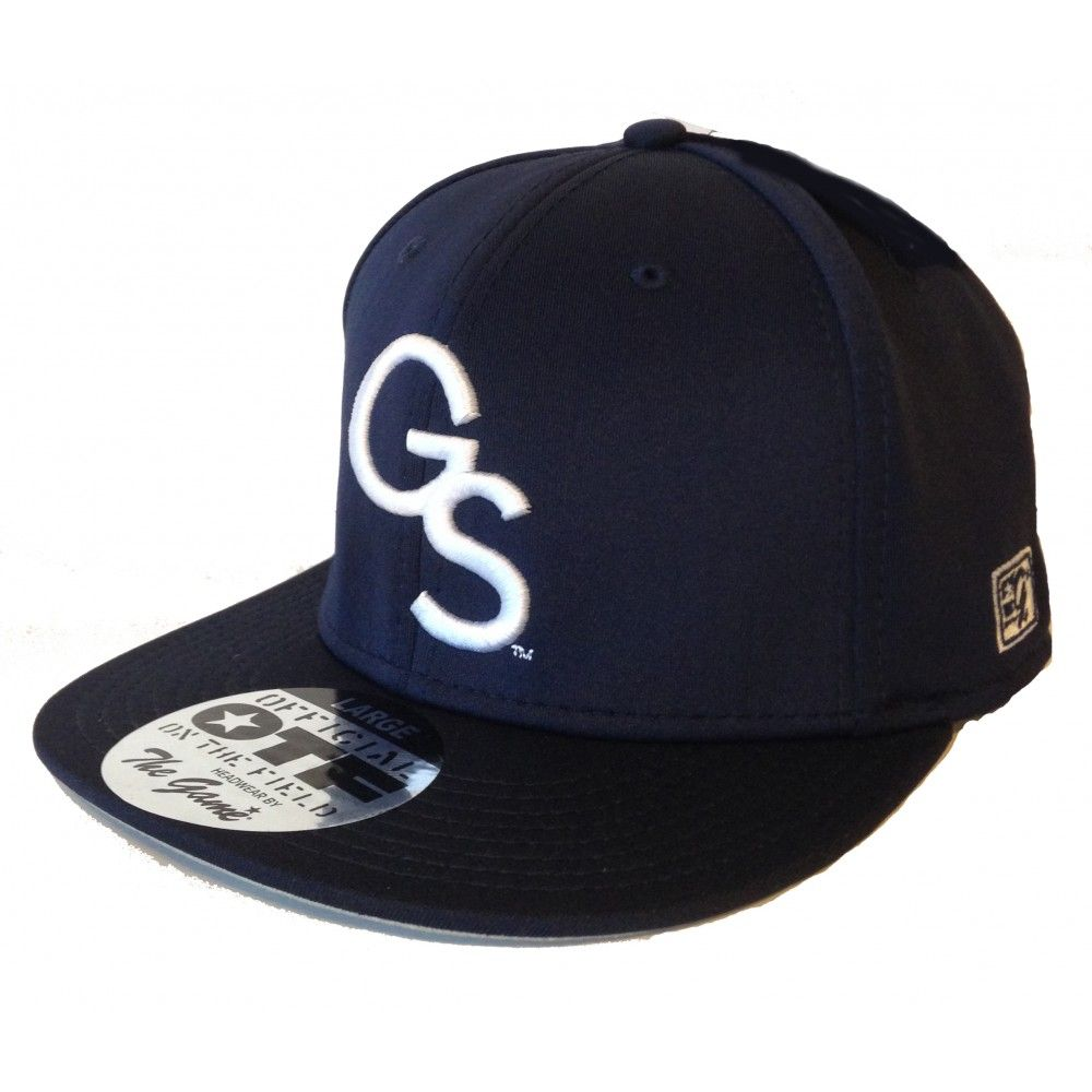 sports shoes dcce9 dbfcb ... low cost georgia southern gs navy baseball cap cole swindell the game  70902 a9474 ...