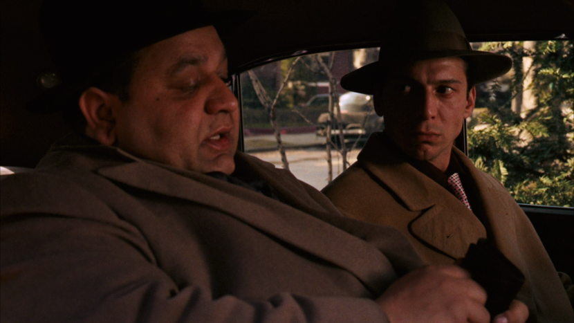 """18. The Godfather (1972) """"Leave the gun...take the cannoli"""""""