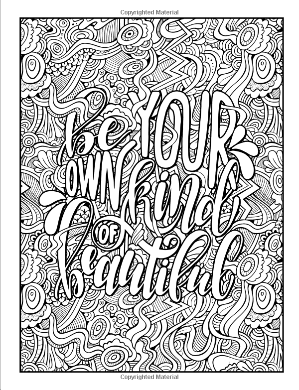 Amazon Com Scribbles Doodles Stress Relieving Doodle Designs A Unique Antistress Co Quote Coloring Pages Inspirational Quotes Coloring Love Coloring Pages