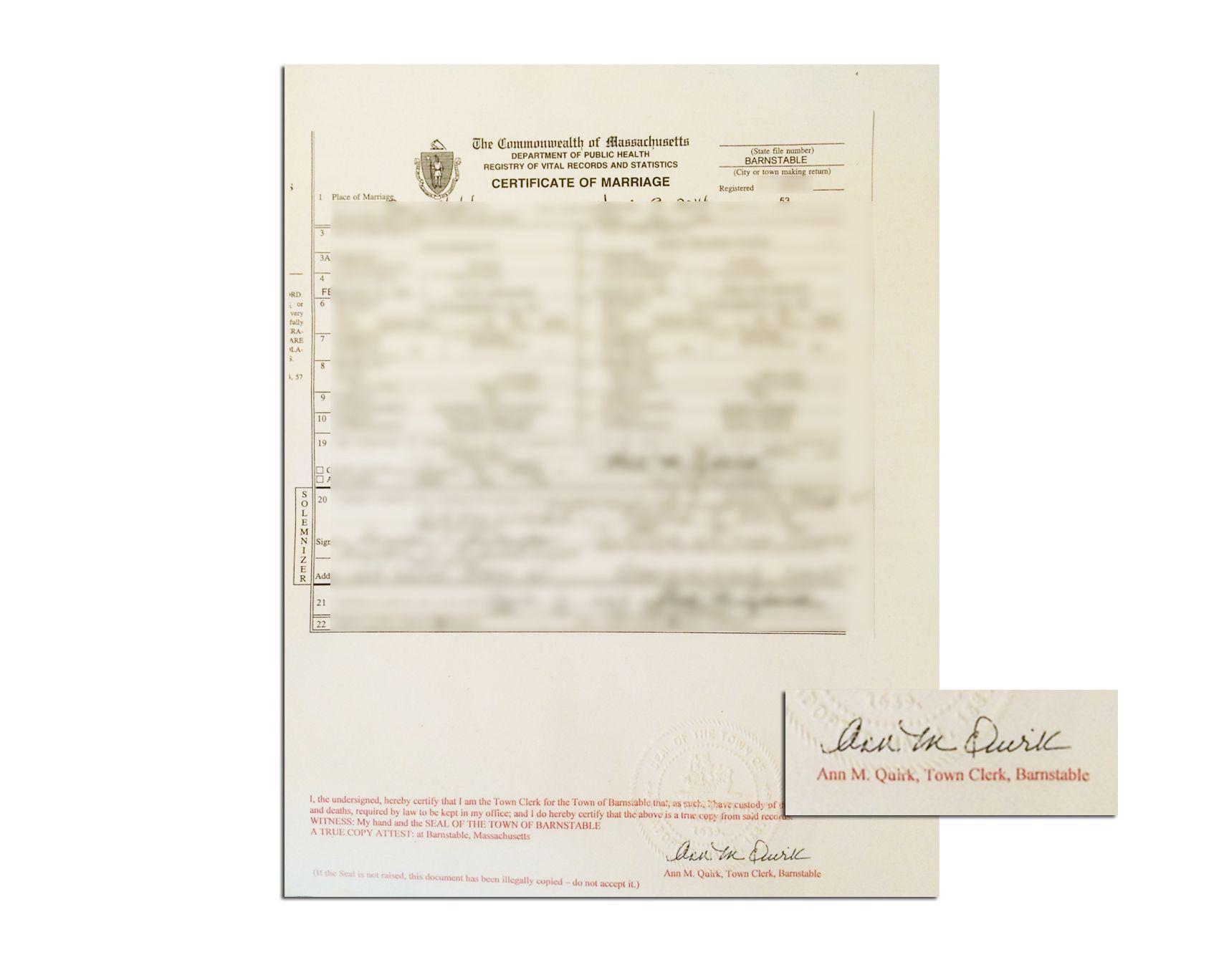 City of boston commonwealth of massachusetts certificate of city of boston commonwealth of massachusetts certificate of marriage issued by the city registrar state of massachusetts sample apostille pinterest aiddatafo Image collections