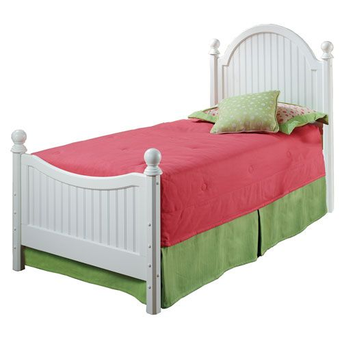 Hillsdale Furniture Westfield Off White Post Full Headboard and