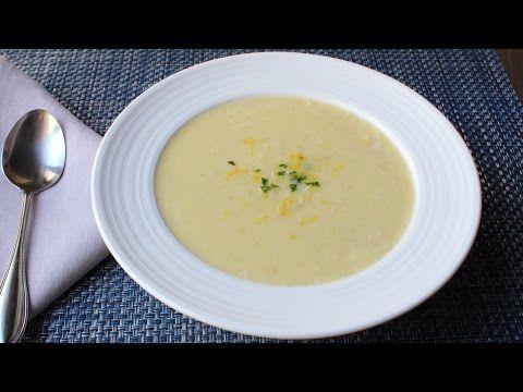 Food Wishes Video Recipes Soups Entree Soup Pinterest Lemon