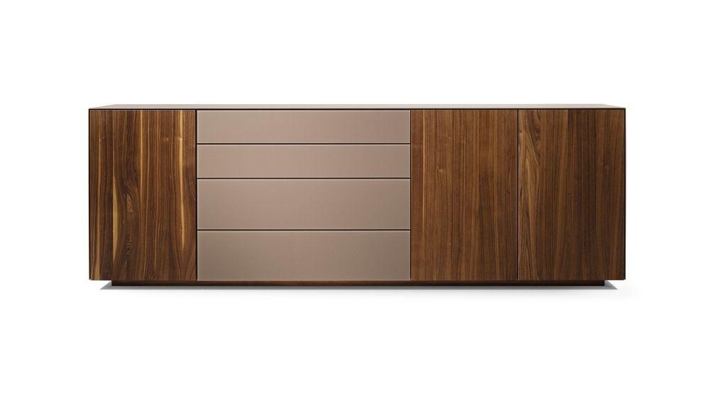 Team 7 Sideboard Cubus Pure - Designermöbel von Raum ...