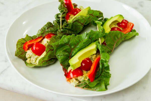Chickpea tuna wraps in this vegan recipe video jason wrobel chickpea tuna wraps in this vegan recipe video jason wrobel shows you forumfinder Images