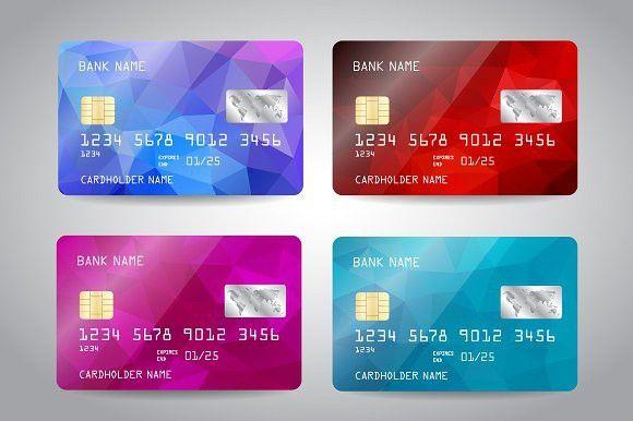 Credit Card Templates Credit Card Cards
