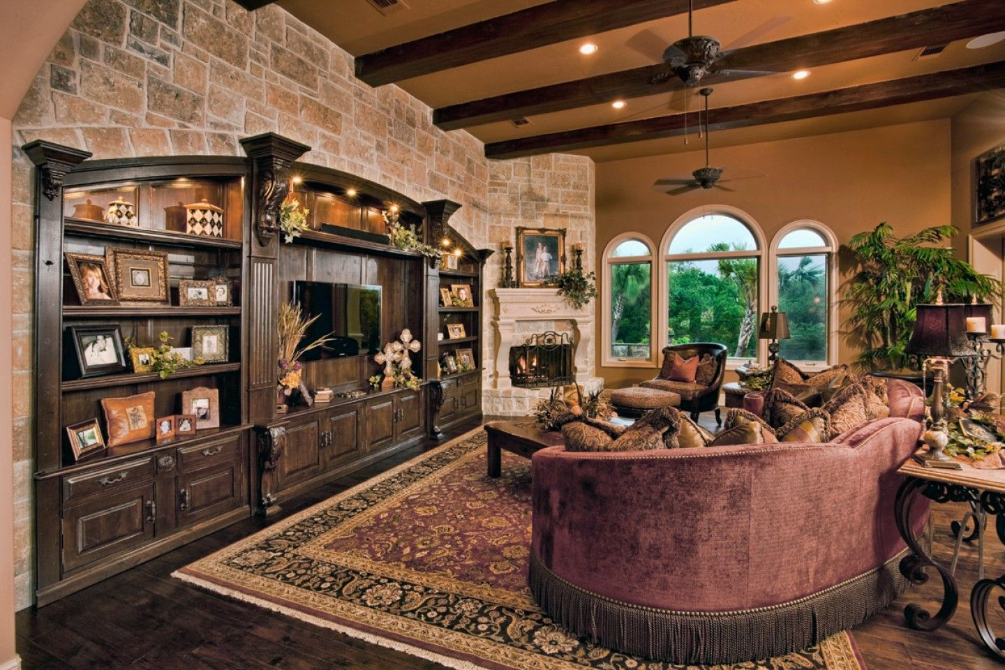 10+ Amazing Western Themed Living Room