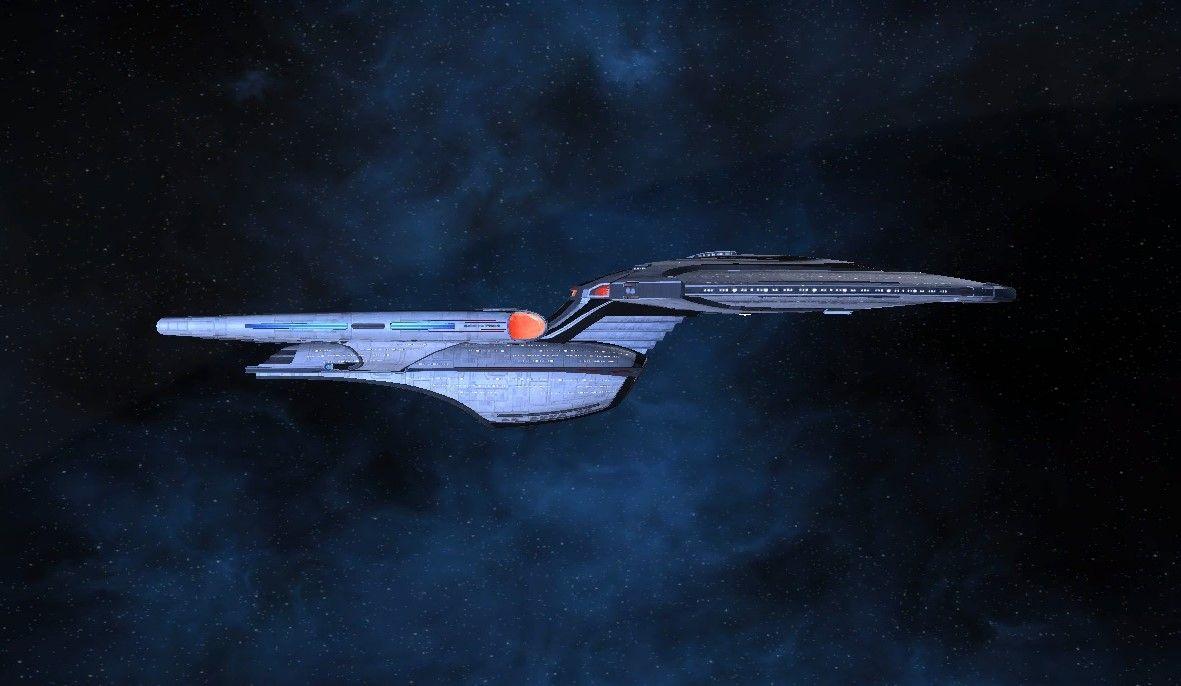 Star Trek Online – Guardian Class Cruiser | Star trek ...
