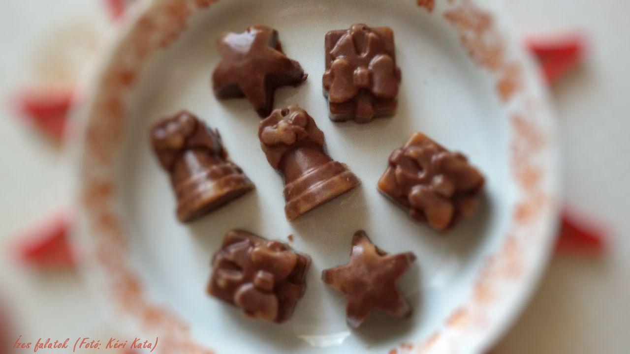Rumos csokibonbon házilag (Fotó: Kéri Kata)