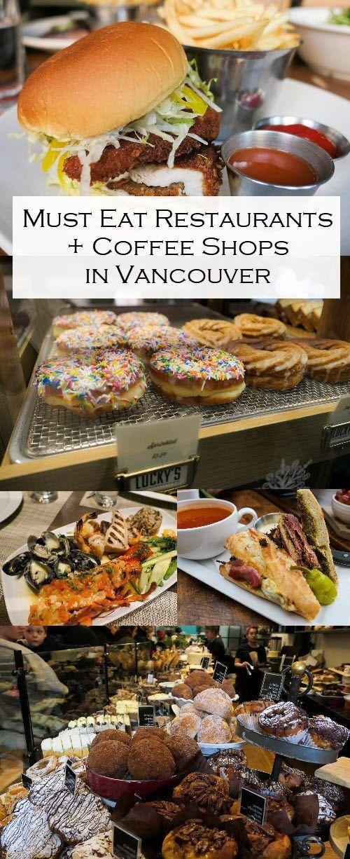 Photo of Delicious Vancouver Restaurants & Coffee Shops – #Coffee #delicious #Restaurants…