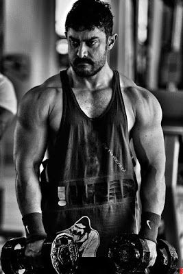 Aamir Khan Ready For Dangal Flashback Aamir Khan Dangal Aamir