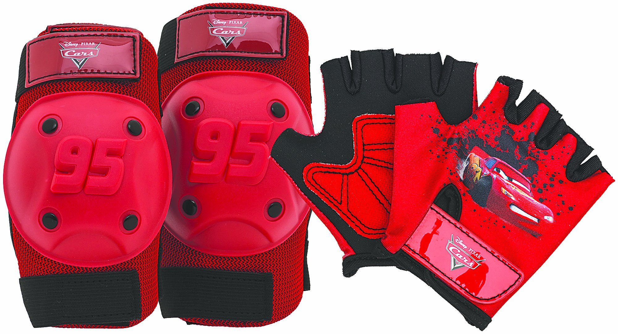Bell TMNT Protective Knee /& Elbow Padset