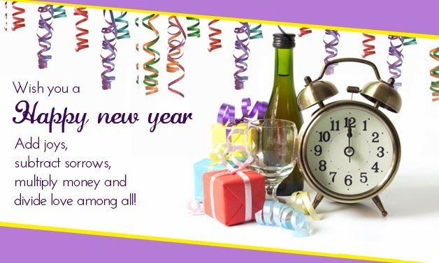 Pin by Messages Collection on New Year Picture Messages | Pinterest ...