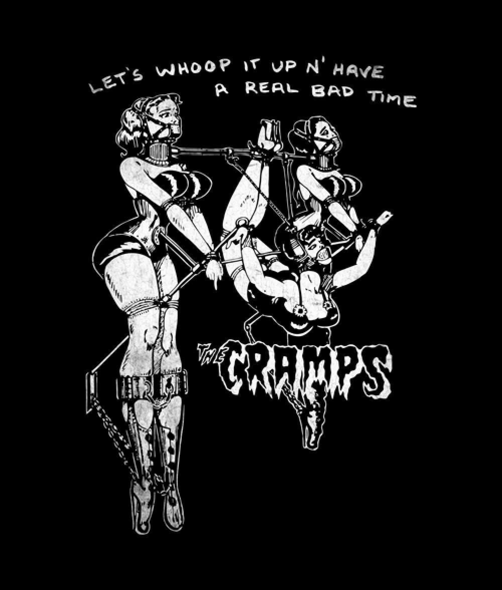 ed9c87b80 The Cramps T Shirt in 2019 | Band T shirts | The cramps, T shirt, Shirts