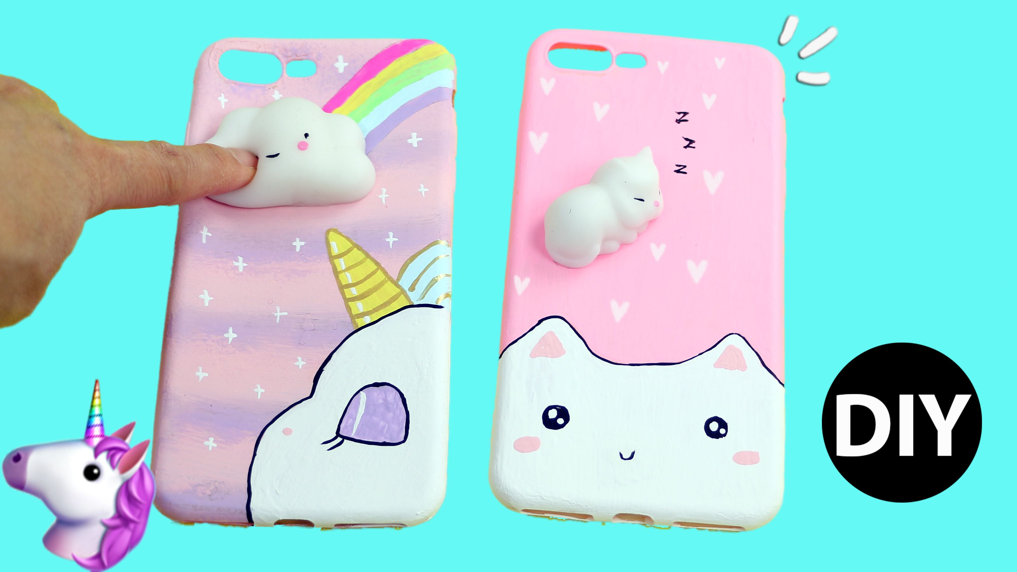separation shoes b66ba 7c13c DIY 3D Squishy Phone Case by Creative World Tutorial is now on You ...
