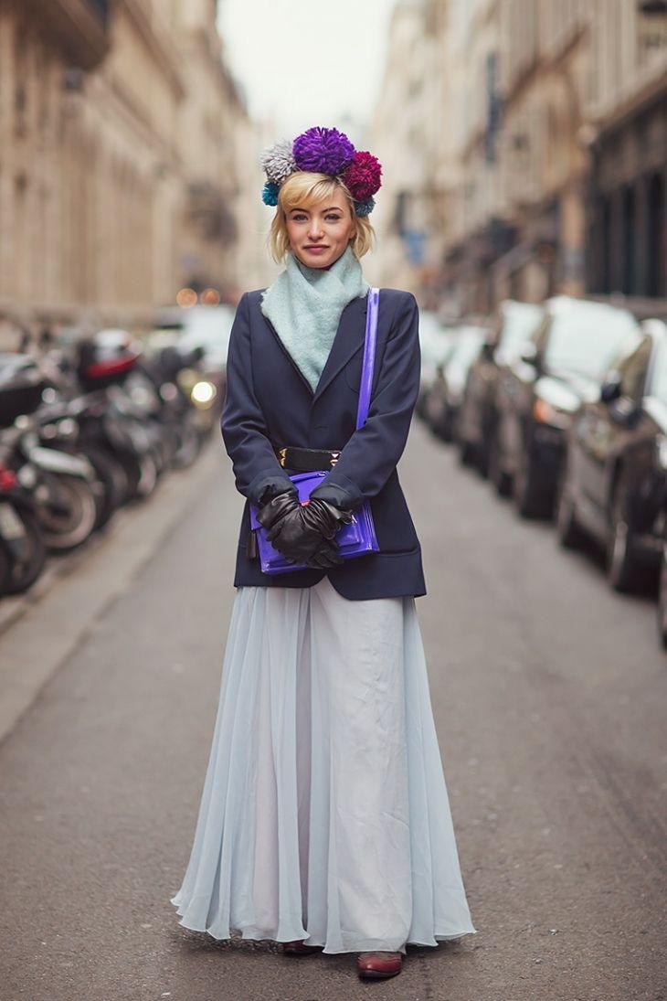Голова в помпошках (небольшая подборка) / Головные уборы / Модный сайт о стильной переделке одежды и интерьера