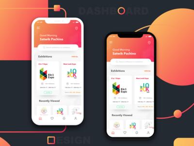 Minimal Login & Register Screen | iOS Apps | Mobile app