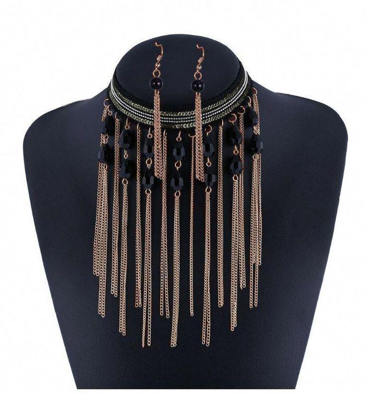 """Vintage afrikanischen Stil """"__ fast Frauen / Mädchen lieben Schmuck__ Schmuckherstellung... #afrikanischerstil"""