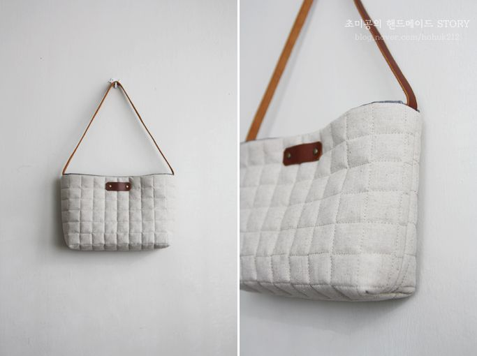 How To Make A Mini Shoulder Bag Tutorial | sacs | Pinterest ...