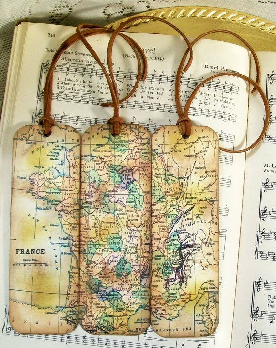 France map bookmarks historical france set of 3 old world map gifts france map bookmarks historical france set of 3 old world map gifts for men gifts for him map lovers travelers map collectors gumiabroncs Choice Image