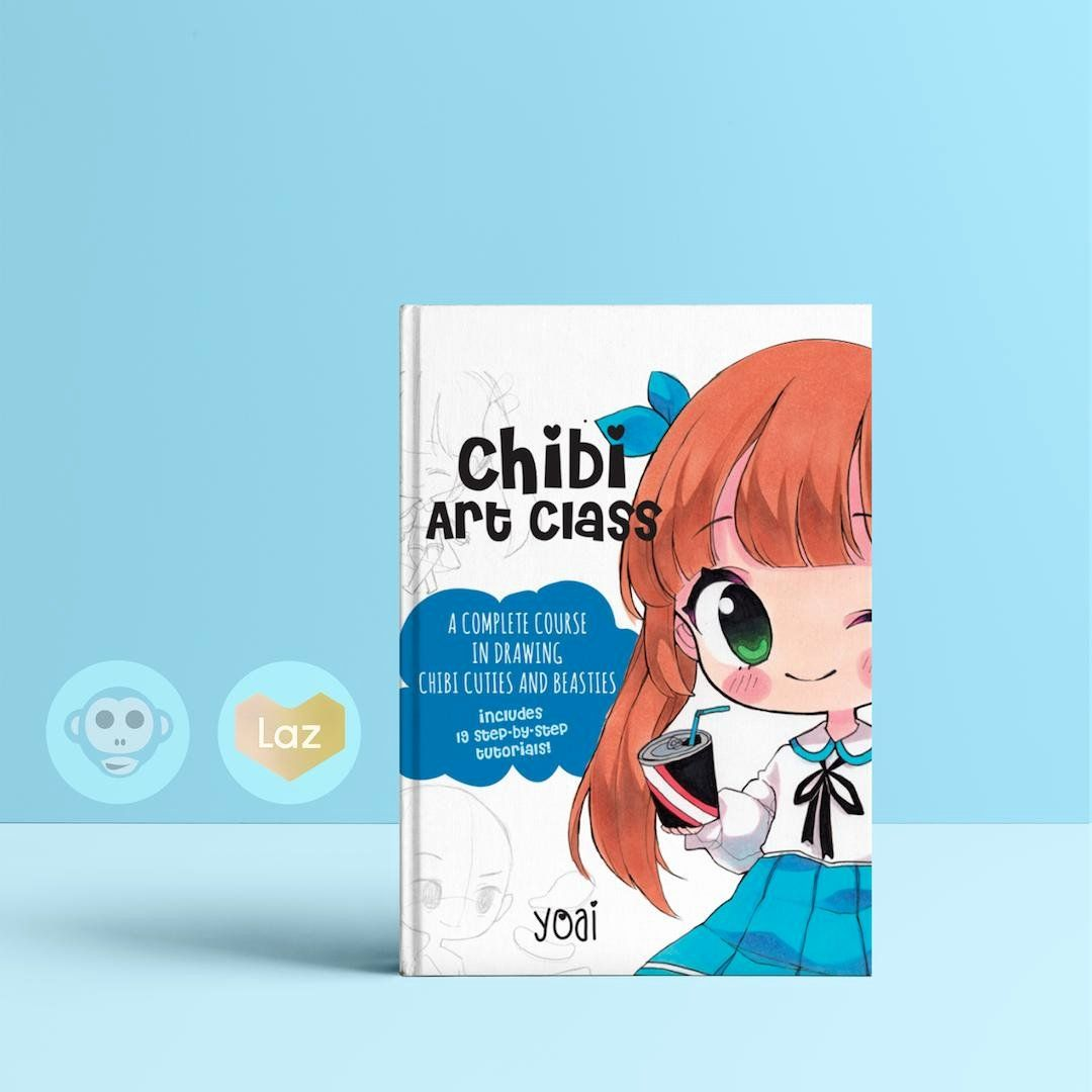 Manga Drawing Book Pdf Unique Chibi Art Class A Plete Course In Drawing Chibi Cuties And Beasties Includes 19 In 2020 Manga Drawing Books Chibi Drawings Cool Drawings